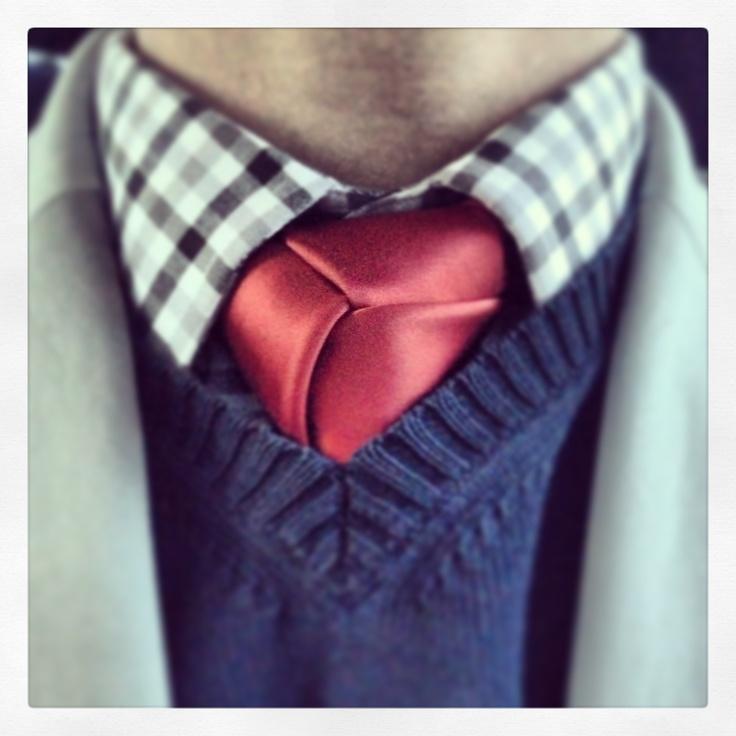 how to make a trinity knot