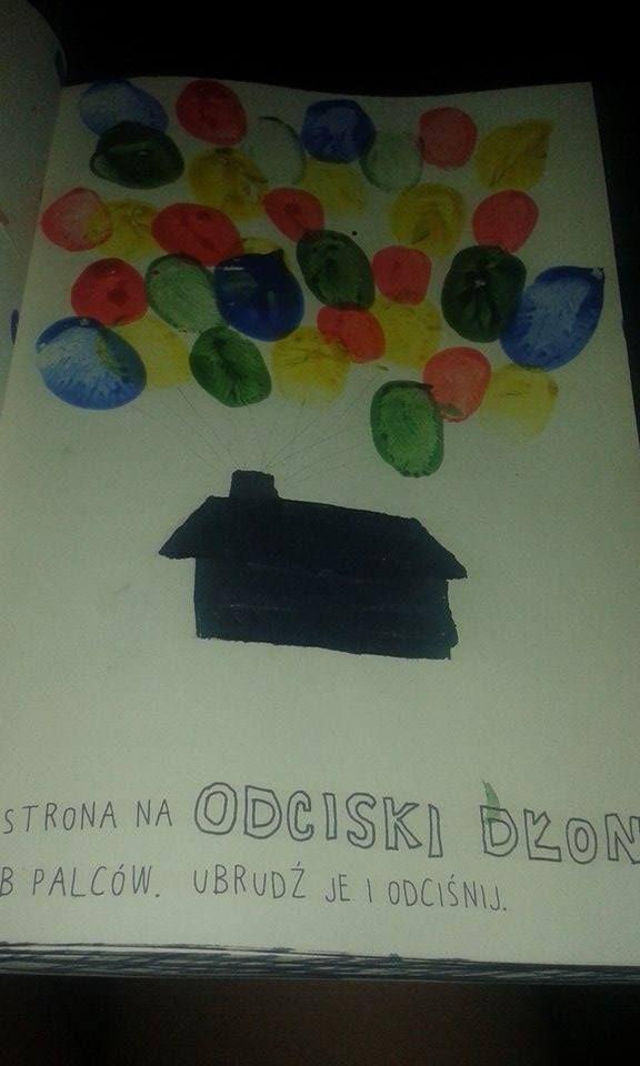 Podesłał Jakub Dłużniak #zniszcztendziennikwszedzie #zniszcztendziennik #kerismith #wreckthisjournal #book #ksiazka #KreatywnaDestrukcja #DIY