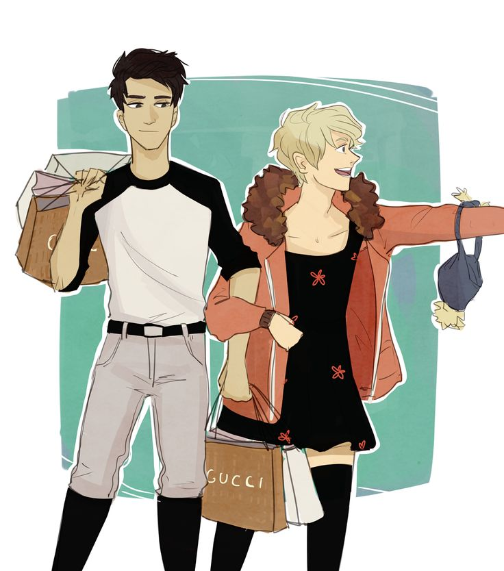 """""""when your tall, baseball boyfriend takes you shopping after his game uvu~"""" xD omg Kenny SO FABULOUS. And so adorable!!! <3"""