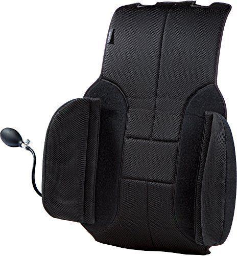 Coussin lombaire ad'just pour voiture – Coussin pour le mal de dos en voiture – Coussin ergonomique spécial voiture – Coussin adjust pour…