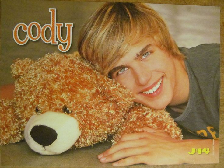 Cody Linley, Kevin Jonas, Double Full Page Pinup
