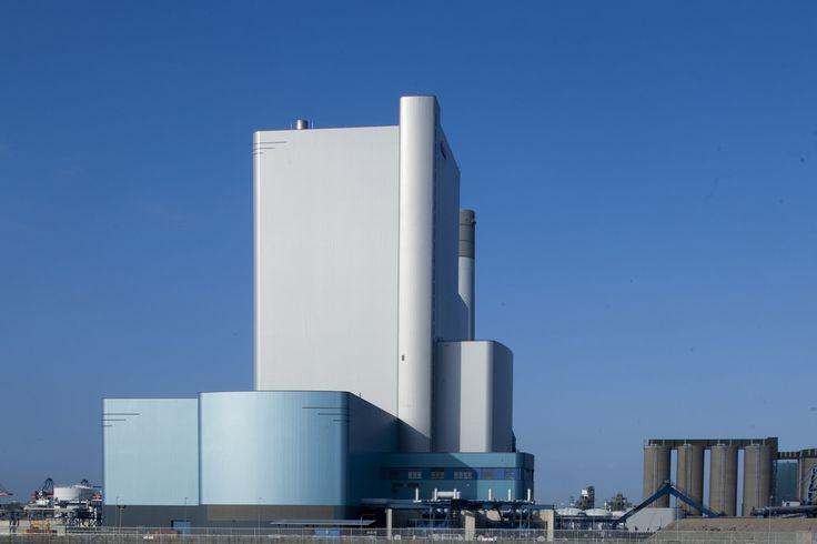 Rotterdam - Maasvlakte - eon
