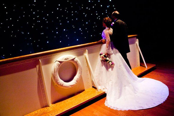 Titanic Wedding Gallery | Titanic Branson