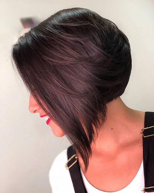 Layered Bob Haircut Best New Bob Hairstyles 2019 Promhair Layered Bob Haircuts Bobs Haircuts Layered Bob Hairstyles
