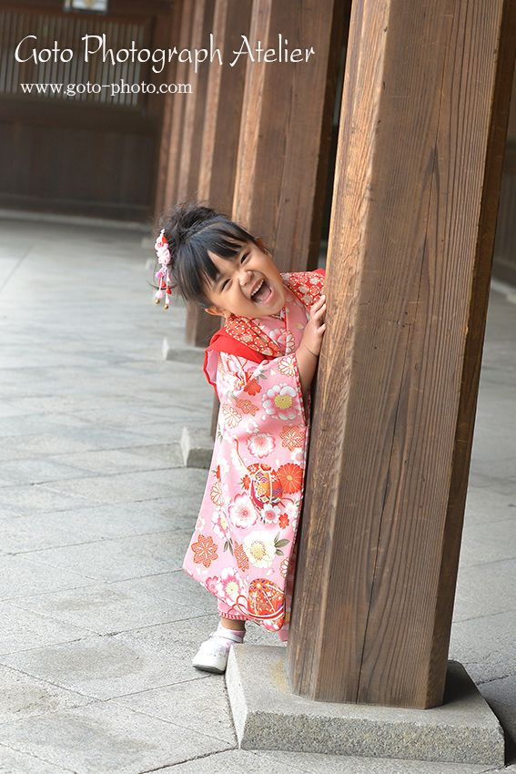 七五三 kids photo 出張撮影