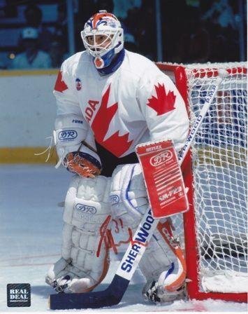 Fuhr   1987 Canada Cup