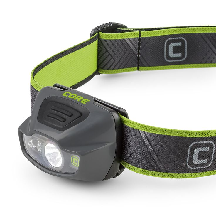 With three lighting modes, the 75 Lumen Headlamp provides just the right light for any outdoor situation. Hands-free operation and industry leading CREE® LED bulb means you can keep busy at the task at hand with just the right light. Durable, impact resistant construction withstands life on the trail. Powered by 3 AAA batteries (included).