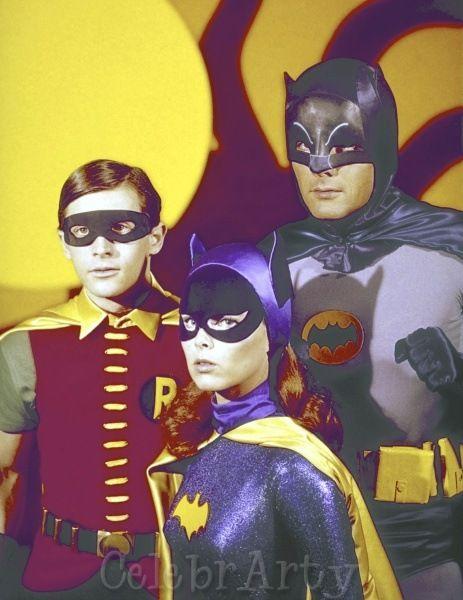 1960s tv shows | 1960's TV show - BATMAN photos