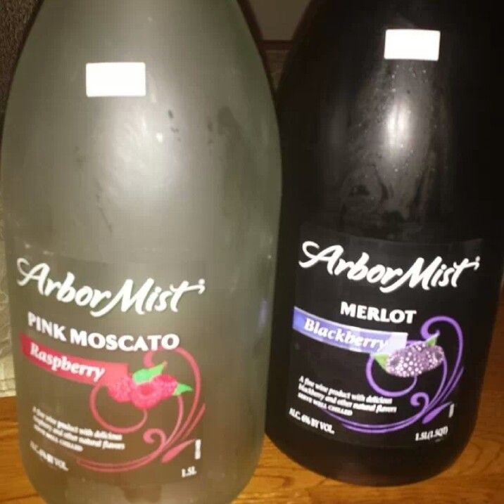 Arbor mist pink moscato raspberry merlot blackberry for Drinks with pink moscato