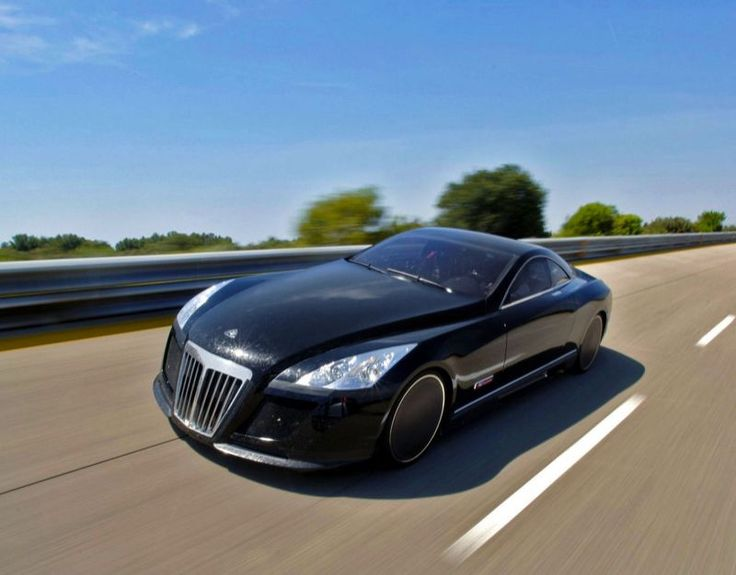 Maybach Exelero: $8 million: 10 of the Most Expensive Sports Cars Ever Sold