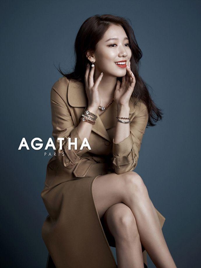 Park Shin Hye ☆ #Kdrama // Agatha Paris