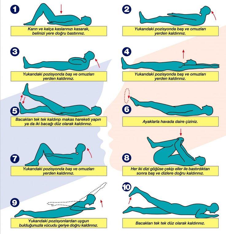 Bel Egzersizleri