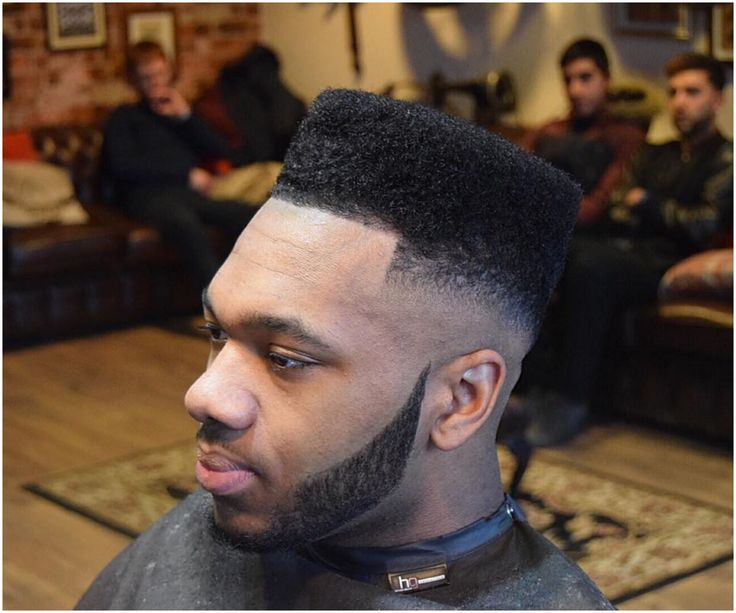 The high top Fades haircuts for black men's gaining huge popularity Since last 3 years. There are a lot of new haircuts for black men, but the high top fade is unique and sexy haircuts ever for African American.