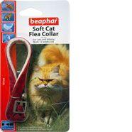 Beaphar Cat Flea Velvet Collar    £1.79
