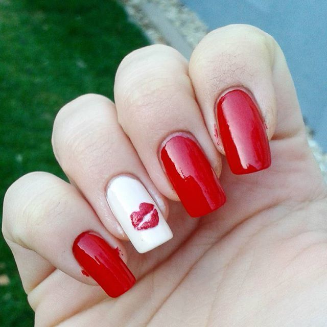 100 Crush Worthy Valentine S Day Nail Art Ideas Valentine Nail