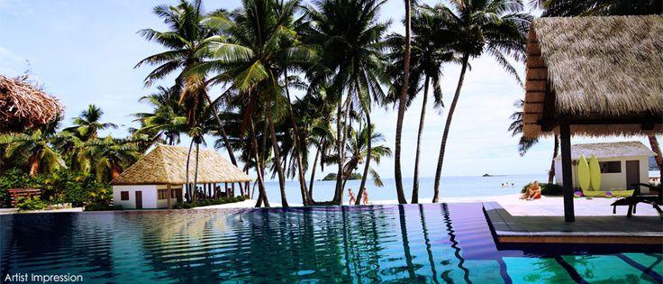 ISLAND ACCOM: Tropica :: Fiji Resort Accommodation, Malolo Island :: Resort Rooms