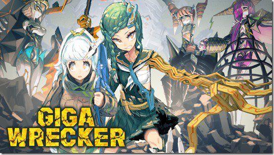 Game Freak's 2D Action Adventure Game, Giga Wrecker, Fully Released On Steam