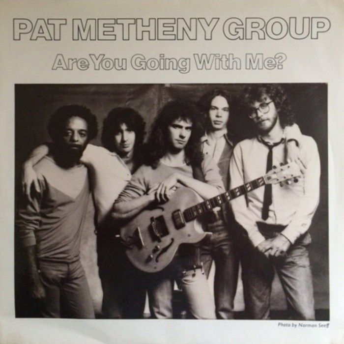 Pat Metheny Group Are You Going With Me 1982 Pat Metheny Jazz Fusion Lyle Mays