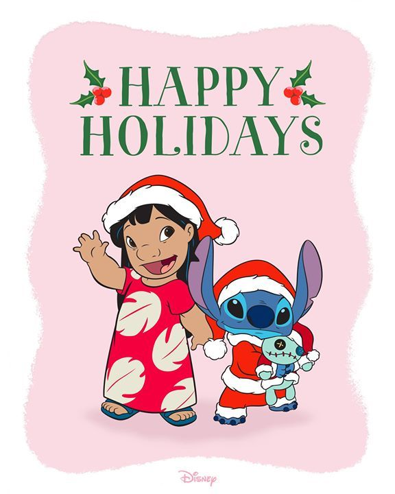 Pin By Trend Arti On Quotes Stitch Disney Lilo And Stitch Disney Christmas