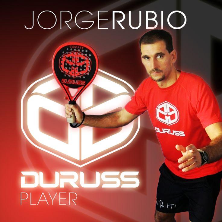 #JorgeRubio  #Durussteam, #Durusspadel #Duruss , #padel