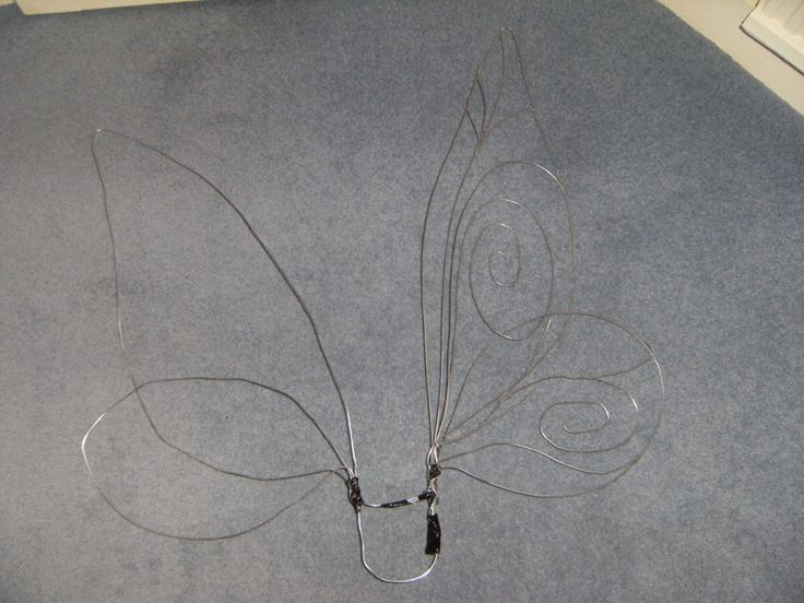 tinkerbell wings pattern - Google Search