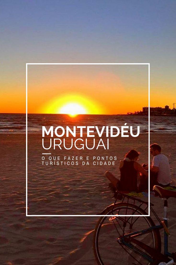 Veja o que fazer em Montevidéu, no Uruguai. Um guia com os principais pontos turísticos, praias e lugares pra comer!