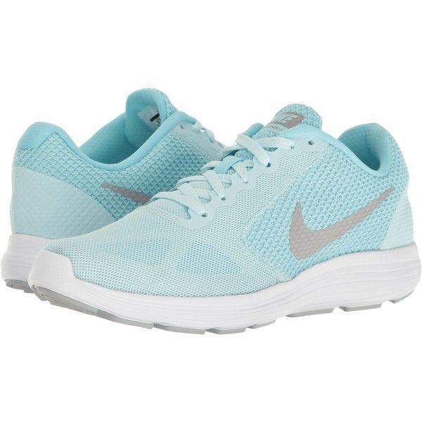 Nike Revolution 3 (Glacier Blue/Matte