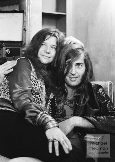 833a44e5c9f Janis Joplin and Sam Andrew