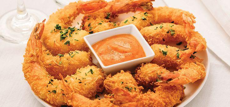 camarones empanizados con coco recetas con camarón
