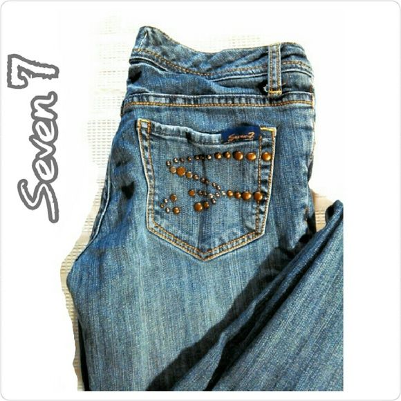25  best ideas about 7 Jeans on Pinterest | Recycled denim crafts ...