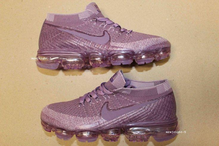 Women's Nike Air VaporMax Size 7 Purple Vapor Max Airmax Air Max ...