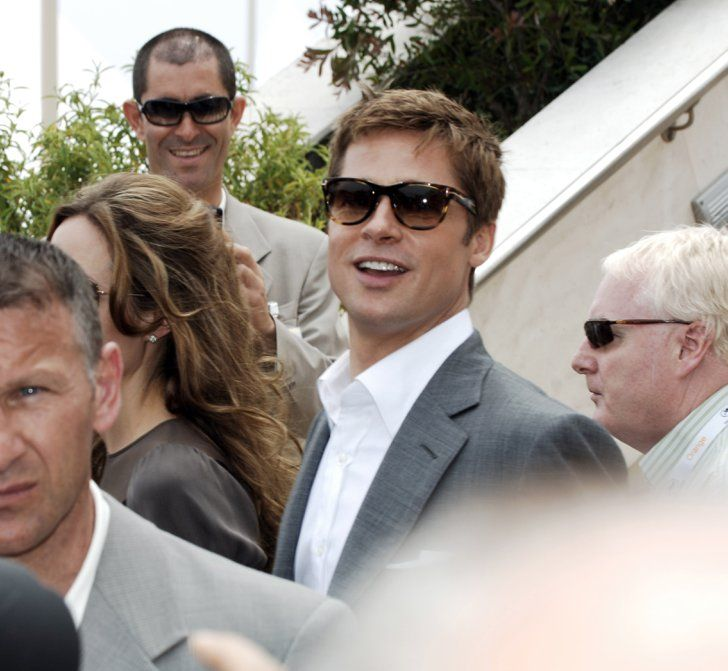 Pin for Later: 51 Things You Might Not Know About Brad Pitt He Was a Basketball Reject
