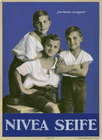 """WorldPressOnline_the-advertising-concept-with-the-""""nivea-boys""""-1925"""