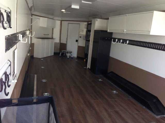 2013 Used American Hauler Other Toy Hauler in Nevada NV.Recreational Vehicle, rv, Toy Hauler for sale. Selling trailer ONLY. NOT selling truck! Currently located in Las Vegas, Nevada. Valued at $17K with all of the upgrades!!! Priced BELOW the BASE MODEL amount for quick sell. Buyer to pick-up ONLY. For More info on the Trailer, call Ryan (702) 265-7163 or Rock (702) 809-3576. NOTE - CASH INQUIRIES ONLY. DO NOT CONTACT UNLESS SERIOUS BUYER. 8.5' X 28' INTERSTATE Toy Hauler -ONE OF A KIND…