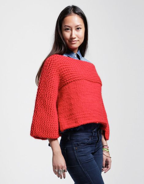 Wool and the Gang. Fair Lady Cape