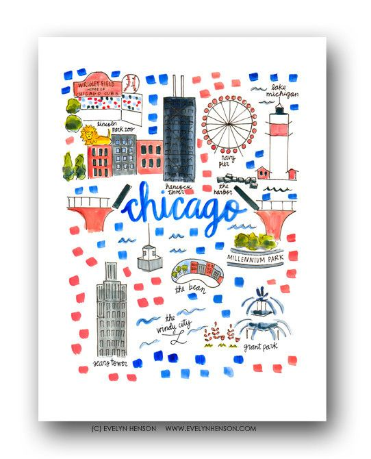 Best 25 Chicago gifts ideas on Pinterest Chicago christmas