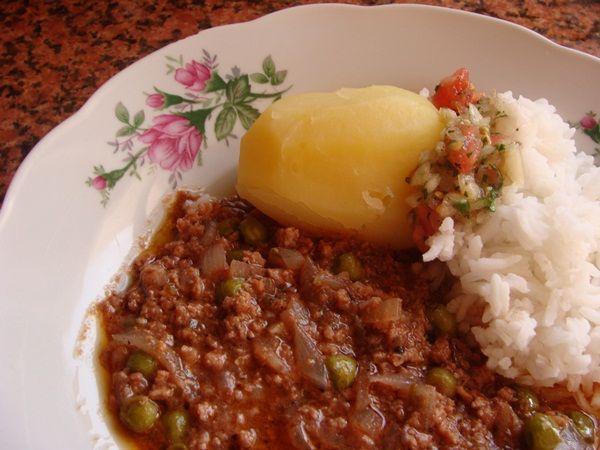 Saisi – A Bolivian Dish