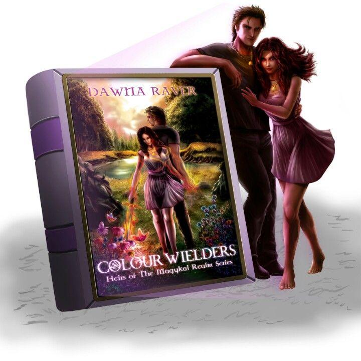 Colour Wielders- Dawna Raver