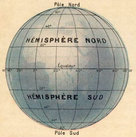 FromGeographie Cours Elementaire et Moyen, 1925 {via newhousebooks}