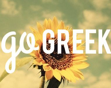 Go Greek and it will be the best 4 years of your life <3 #College #Sorority…
