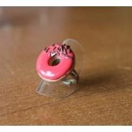 #minimal #tarz #original #interesting #tasarım #moda #tasarımcı #design #style #fashion #donut #stawberry #yummy #ring #delicious #cute