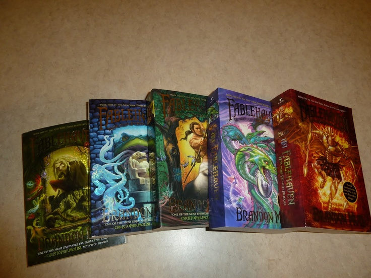 Fablehaven Series