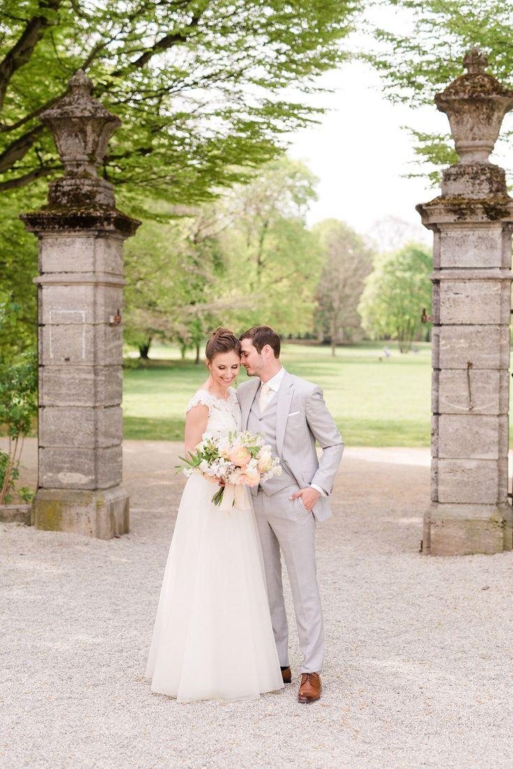 Hochzeit im Bamberger Haus in München • Inspiration für ...