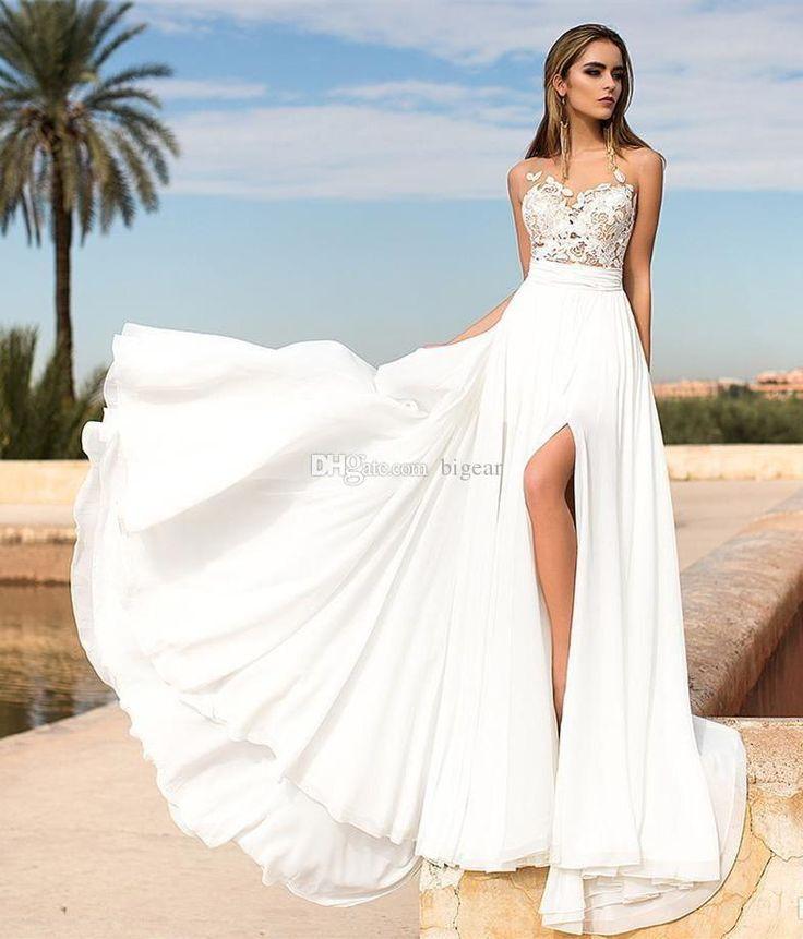 281 best Wedding Dresses images on Pinterest   Hochzeitskleider ...