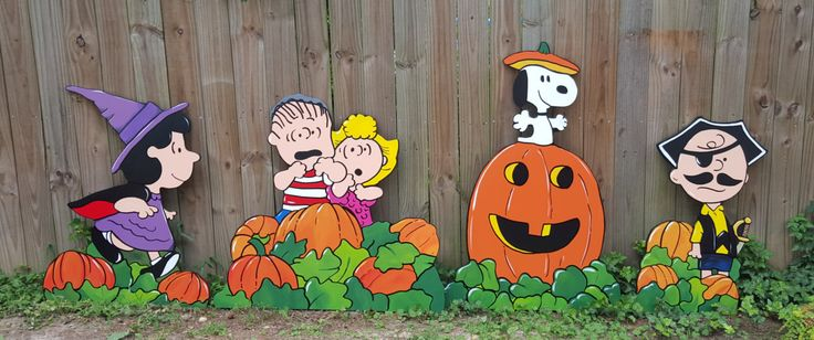 Charlie Brown Gang by HashtagArtz on Etsy