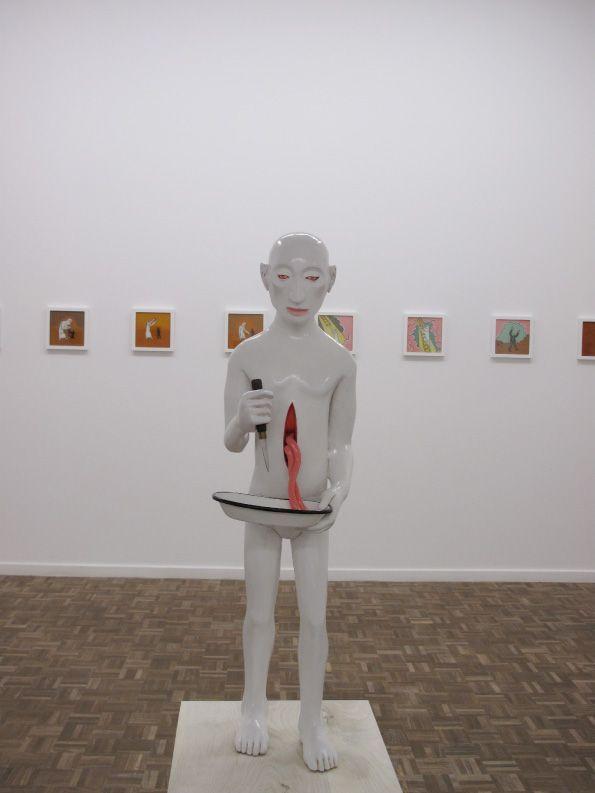 Conrad Botes - sculpture