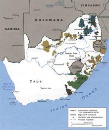 Fin de l'Apartheid en Afrique du Sud (1948-1991)