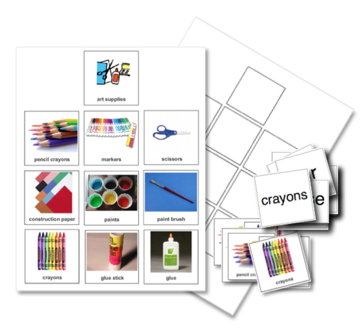 Free printables: Social stories; behavior supports; activities; Autism; Asperger's; sensory problems; special needs; multilingual printables; graphics and images; picture schedules.