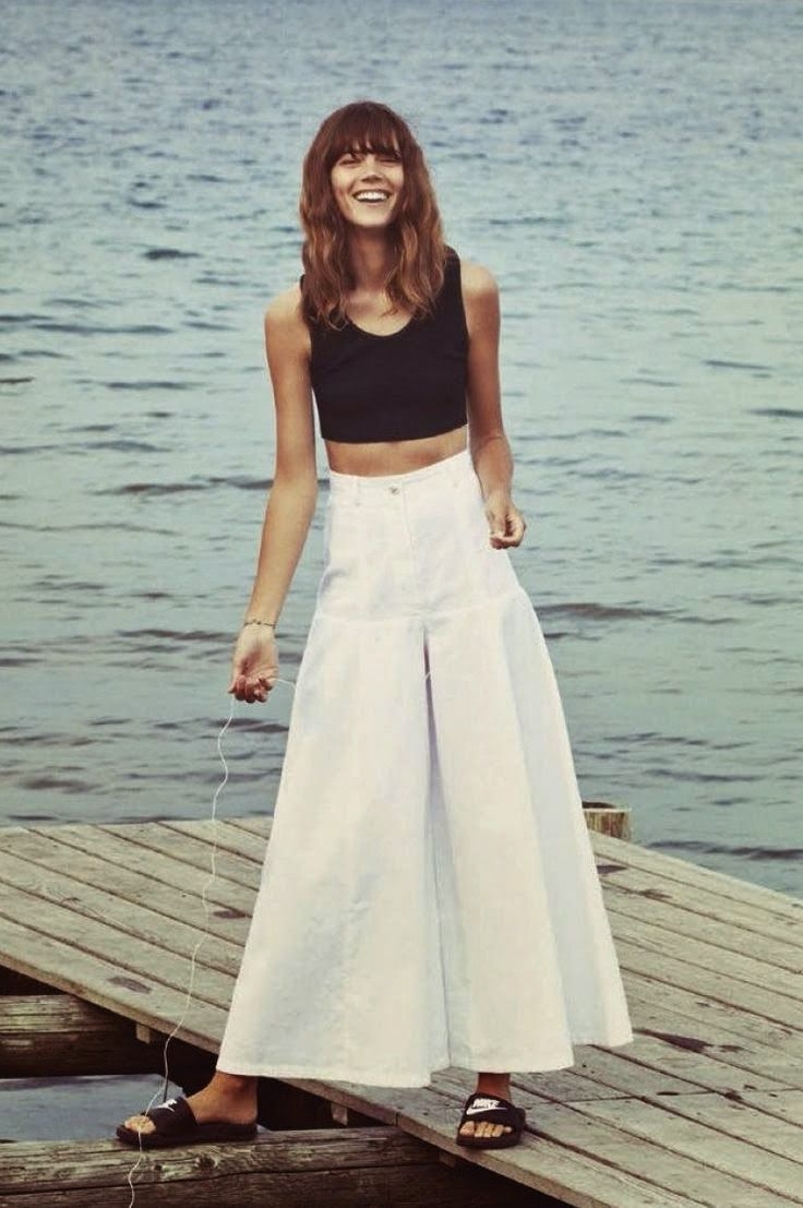 Gorgeous flared pants!!!