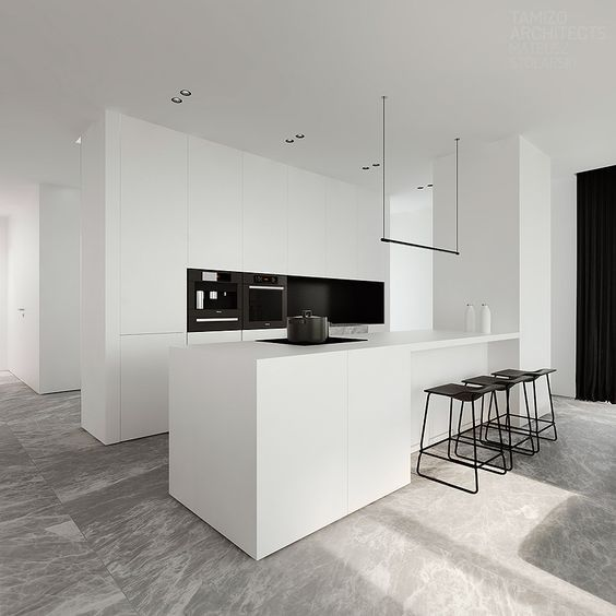White Kitchen Design 2014 31 best minimal kitchen designs images on pinterest | minimal
